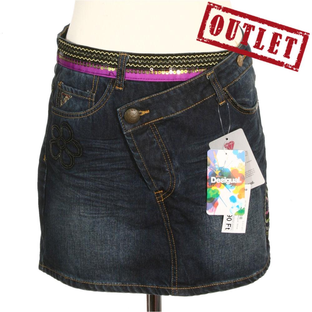 1cebb3f75479 Outlet ruha   Női Szoknya vastag, Desigual, Méret: M, Outlet   http ...