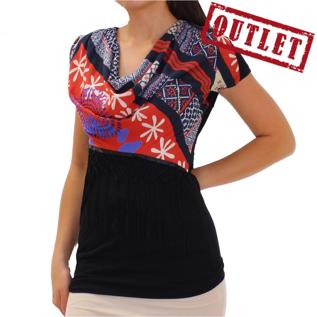 2acf9d756a55 Outlet ruha | Női Póló, Desigual, Méret: XS, Outlet | http://www ...