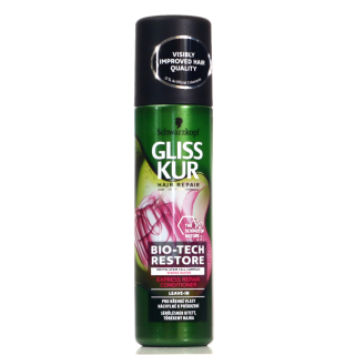 Hajbalzsam, Gliss Kur 200ml Expressz Rep.Bio-Tech