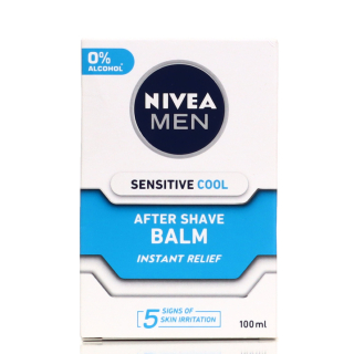 After shave, Nivea 100ml Balzsam Sensitiv Cool 88544