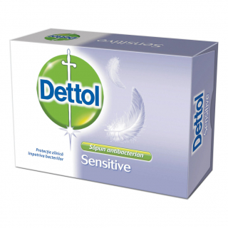 Szappan, Dettol 100g Sensitive
