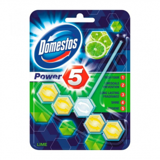 WC Deo, Domestos Power5 55g Lime