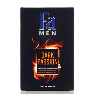 After shave, Fa 100ml Dark Passion