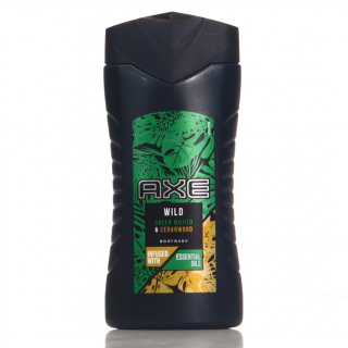 Tusfürdő, Axe 250ml Wild Green