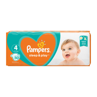Pelenka, Pampers Sleep&Play 50db Maxi