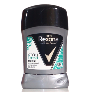 Stift, Rexona 50ml ffi. Marine