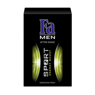 After shave, Fa 100ml Sport Double Power